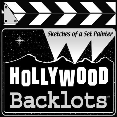 Backlots Slate BW