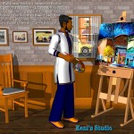 Keni's Studio